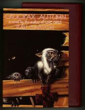 Crucifax Autumn by Ray Garton Signed Limited Eggleton Art- High Grade