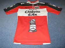 CHATEAU D'AX SALOTTI HUNI italien Maillot de cyclisme [6]