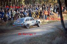 Pentti Airikkala Vauxhall Chevette 2300 Hs Rally Rac 1978 fotografía 1