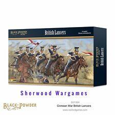 28mm Warlord Games Crimean War British Lancers Black Powder BNIB