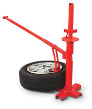 Portable Hand Tire Changer Bead Breaker Tool Mounting Home Shop Auto manual