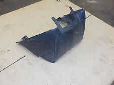 SKIDOO MXZ 550F 2005 FRONT BOTTOM PAN / BLACK
