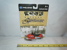 Polaris XCSP 600 Snowmobile      By Ertl   1/32nd Scale