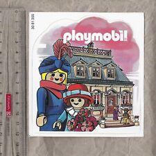Aufkleber/Sticker Playmobil Figuren Haus