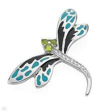 Unbranded Cubic Zirconia Fashion Brooches