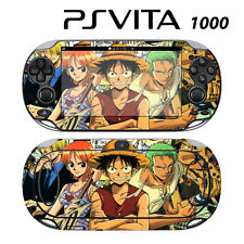 Vinyl Decal Skin Sticker for Sony PS Vita PSV 1000 One Piece New World 2
