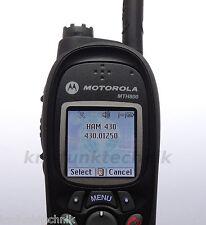Motorola Handfunkgerät MTH800 TETRA 380-440MHz H78PCN6TZ5AZ