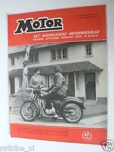 MO5750-COVER JAMES,ROB SELLING TROUWDAG,BMW R69,SHOW MILANO,ISO,PARILLA,BIANCHI,