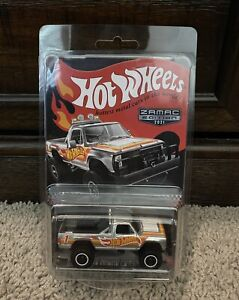 Hot Wheels 2021 Collector Edition 1980 Dodge Macho Power Wagon ZAMAC In Hand 🔥