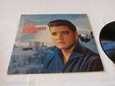 Elvis Elvis' sing Christmas songs RCA Victor LPM1951 LP Album RARE Record vinyl