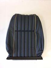 Classic Mini Seat Cover Squab - Prussian Blue/Beige/Mini 40 - HBA105220WFH