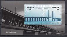 SWEDEN 2018 EUROPA CEPT.BRIDGES .MS MNH