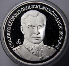 Poland / Polen - 200000zl Leopold Okulicki
