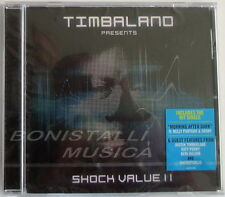 TIMBALAND Presents  SHOCK VALUE II - CD Sealed