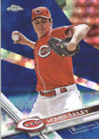HOMER BAILEY 2017 TOPPS CHROME SAPPHIRE EDITION #200 ONLY 250 MADE