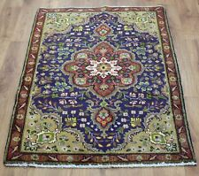 OLD WOOL HAND MADE PERSIAN ORIENTAL FLORAL RUNNER AREA RUG CARPET 145 X 90 CM