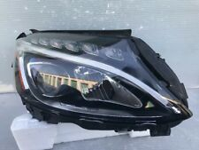 2015 2016 MERCEDES W205 C250 C300 C400 HEADLIGHT LED PASSENGER RIGHT A2059064203
