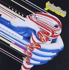 Judas Priest Turbo CD+Bonus Tracks NEW SEALED 2001 Remastered Metal
