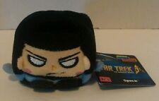 "Spock Star Trek Kawaii Cubes 2.5"" Plush"