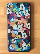 Disney Mickey, Minnie, Donald Friends Case For iPhone 7 Plus. Gel/silicone. Gift