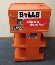Vintage Stile Neolt Italian Orange Trolley by Giovanni Pelis Stickers ABS