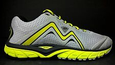 Karhu Men's Size 8.5 Fast 5 Running Shoes F100134 Grey Green