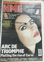 NME Indie Rock Music Mags Feb 92 CURVE Cover Toni Halliday Shoegaze Alternative