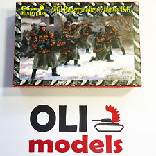 1/72  WW2 German Panzergrenadiers Ardennes 1944 (20) Figures Set - Caesar HB02