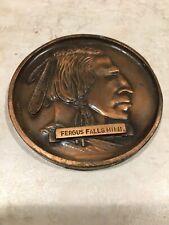 Fergus Falls Minnesota Vintage Cooper Buffalo Head Nickel