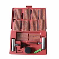 57pcs Tire Repair Kit DIY Flat Tire Repair Tool for Car Truck Motorcycle HW