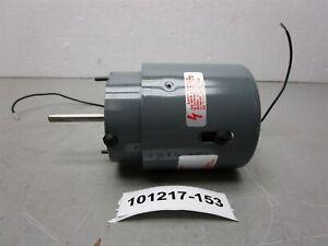 Dayton 3M291A Motor Harig Grinder Coolant Pump 1/15HP 1550 RPM 115V New