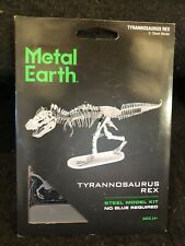Metal Earth Tyrannosaurus Rex  3D Laser Cut Steel Puzzle Model Kit