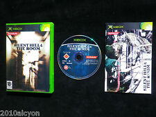 JEU Microsoft XBOX : SILENT HILL 4 THE ROOM (Konami COMPLET envoi suivi)
