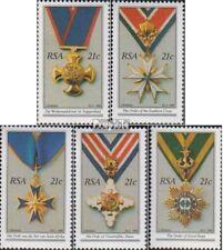 Zuid-Afrika 808-812 (compleet.Kwestie.) postfris MNH 1990 Nationaal Bestellingen