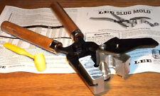 NEW LEE 1 OZ SHOTGUN SLUG MOLD SINGLE CAVITY 12 GA 90281
