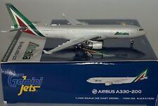 Gemini Jets GJAZA1530 Airbus A330-202 Alitalia  I-EJGA  in 1:400  scale