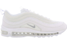 NIKE AIR MAX 97 WHITE/CREAM TRAINERS - SIZE UK 6-11 | EU 40-45  BNIB | FREE P&P
