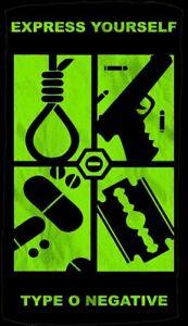 Typ o Negative - Express - Posterflag  FREE SHIPPING !!!!