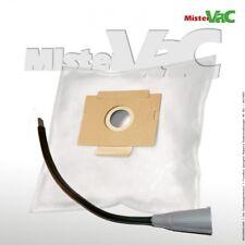10x Staubsaugerbeutel + Flexdüse geeignet Fakir IC 116