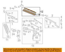 76620SJAA01 Acura OEM 09-12 RL Wiper Blade