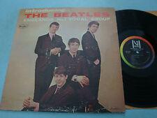 Beatles Introducing the Beatles LP VJLP1062 1964 Brackets