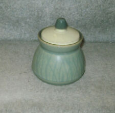 DENBY CALM COVERED SUGAR BOWL