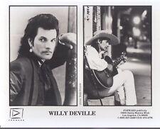 willy deville  press kit