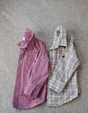 Toddler boy 3T long sleeve button down shirts Old Navy