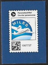 Canada Addressed Admail / Personalized Maill - AirMiles 2016 Cut square (dw55j)
