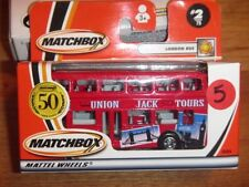 Matchbox MB Diecast Buses