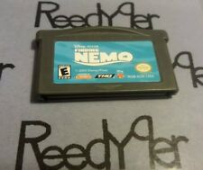 Finding Nemo Disney Pixar Nintendo GameBoy Advance game for GBA SP Micro DS lite