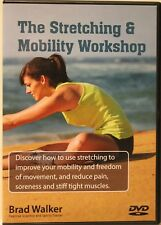 The Stretching & Mobility Workshop Dvd with Brad Walker reduce pain & soreness