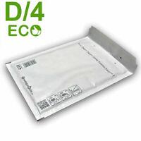 Enveloppe Bulle ECO D/4 Lot de 100 Enveloppes à Bulles Blanches 180 x 260,