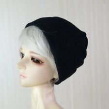 "1/3 Beanie Hat Black For 1/3 24"" 60cm  Tall BJD SD DK AOD LUTS DIM VOLKS Doll"